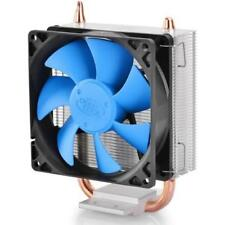 Deepcool Ice Blade 100 Heatsink & Fan Intel AMD Sockets Fluid Dynamic Blue Fans