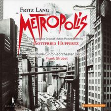 Metropolis [New CD] 2 Pack