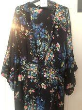 Zara Kimono Blouse Jacket Small Oversized BNWT Stunning Sold Out
