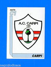 TUTTO CALCIO 1994 94-95 - Figurina-Sticker n. 521 - CARPI SCUDETTO -New