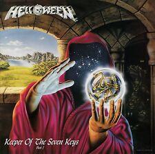 Helloween-Keeper Of The Seven Keys Pt 1 Vinyl LP Heavy Metal Sticker Or Magnet