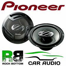 "Pioneer TS-A2503i 10"" inch 25cm 420 Watt New Round Coaxial Car Speakers 3 Way"
