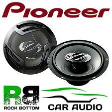 "Pioneer TS-A2503i 10"" inch 25cm 420 Watt New Round Coaxial Car Speakers 3 Way"