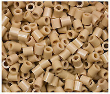 1000 Perler Tan Color Iron on Fuse beads NEW