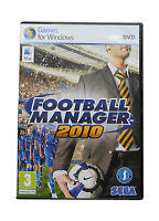 Football Manager 2010 (PC/MAC DVD), , Used; Good DVD