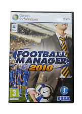 Football Manager 2010 (PC) VideoGames