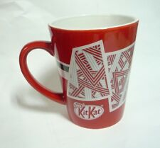 KIT KAT Limited Edition RED CUP ANGLE LINES Red Nestle MALAYSIA 2017