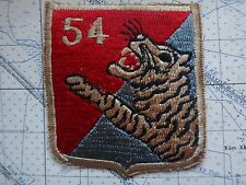 Vietnam War Patch South Vietnamese Army ARVN 54th INFANTRY DIVISION