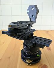 Testa Manfrotto QTVR Art 302 QuickTime VR Panoramic Head Great condition