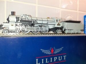 Liliput L104010 Mint Boxed never run4-6-2 Bad iVh Photo gray ltd ed Germany only