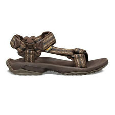 Teva Mens Terra Fi Lite Walking Shoes Sandals - Brown Sports Outdoors Breathable