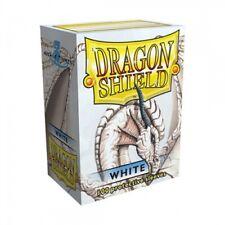 Dragon Shield - White - 100 Piece