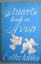 Vintage 1972 Stuart's Book on Avon Collectibles SC Book Photo ID Guide