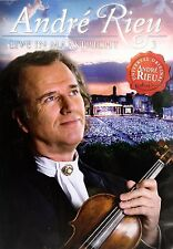 ANDRE RIEU - LIVE IN MAASTRICHT 3 -  DVD - PAL Region 2 - New