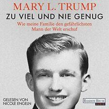 Mary L. Trump - Zu viel und nie genug (Audible Hörbuch)