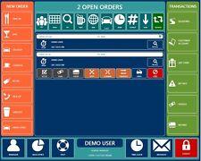 Restaurant Cobra Pos Software - Chip Card tip adjustment after transaction. Yes!