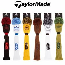 TaylorMade Star Wars Golf Pom Pom Driver Headcover Limited Edition Golf Covers