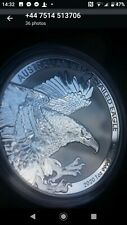 More details for 1 oz silver coin/australia/wedge tail/2020/rare