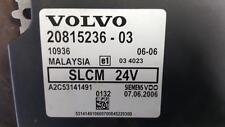 VOLVO Light Control Module LCM 20815236 -03 unit edc ecu chip