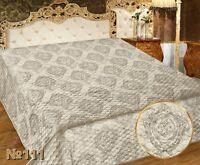 Tagesdecke 3 D Valencia Bettüberwurf Bettdecke Steppdecke Decke Wohndecke