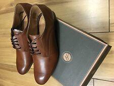 hudson shoes.tan 7