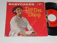Dee Dee Sharp VG++ Gravy 45 Babycakes C-219 Cameo Mono for my mashed potatoes