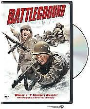 BATTLEGROUND / (AMAR STD) - DVD - Region 1