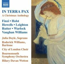 Finzi - Finzi: In Terra Pax   A Christmas Anthology (Christmas Music) [CD]