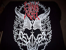 DAWN OF AZAZEL T Shirt Small New Short Sleeve - All Deities Fall To Their Knees