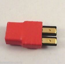 No Wire Direct Connect Traxxas Style Male to T-Plug Deans Style Female connector