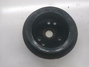 33863 3858533 Mercruiser Balancer Pulley With 75040 Power Steering Pulley