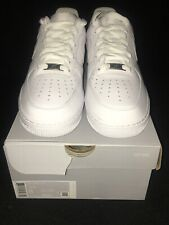Nike 315122-111  Air Force 1 Men's Shoes - White size 8 mens