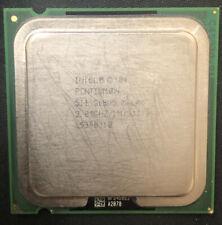 Intel Pentium 4 511 2.8GHz (BX80547PE2800EN) Processor 1MB 533MHz Used Tested