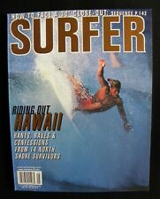 Surfer Magazine Uncirculated 1997 Vol.38 May Surfing Hawaii Surfer Longboard