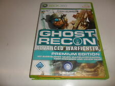 XBOX 360 Tom Clancy 's Ghost Recon Advanced Warfighter