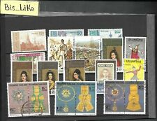 BIS_LIKE:many stamps Thailand used LOT JAU02-79