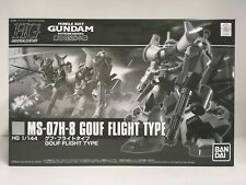 Premium Bandai HG 1/144 MS-07H-8 Gouf Flight Type MS Gundam The 08 MS Team Japan