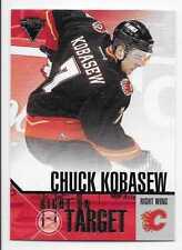 02/03 TITANIUM RIGHT ON TARGET Chuck Kobasew #3
