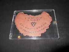 Charmed Witch Board Insert Trading Card (Holder)