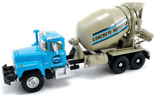 R MACK CONCRETE SUPPLY N.C. CEMENT MIXER FIRST GEAR 1st