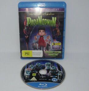 ParaNorman on Blu-Ray - Region B Australia - Rated PG