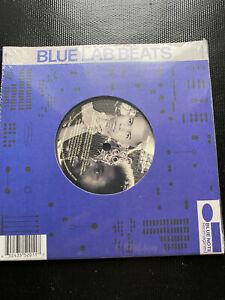 "KAN SANO / BLUE LAB BEATS Blue Note VINYL 7"" new & sealed  FREE POST IN UK"