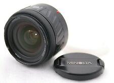 [Excellent+5] MINOLTA AF 24mm F/2.8 Wide Angle A Mount Lens From Japan