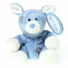 "Tatty Teddy & My Blue Nose Friends Whisper the Deer soft toy, sits 4"" tall"