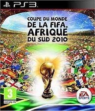 COUPE DU MONDE DE LA FIFA  AFRIQUE DU SUD 2010                -----   pour PS3