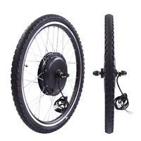 "36V 500W 26""Front Wheel Electric Bicycle Motor Kit E-Bike Conversion Kit"