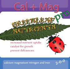 Cal Mag Pro Hydroponic Nutrient 575g iron botanicare calmag
