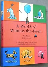 A World of Winnie the Pooh by A.A Milne