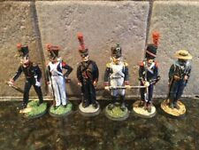 Toy Soldiers 6 METAL 54mm Napoleonics