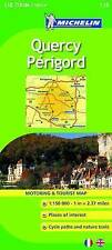 Map 0118 Quercy Perigord (Michelin Road Atlases & Maps)